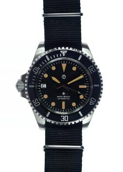 Military Industries1982 Pattern 300m Automatic Divers Watch