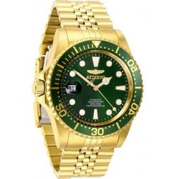 Invicta 30095 Pro Diver 42MM Men's Automatic Gold-Tone Stain