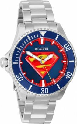 38MM LADY Invicta DC Comics SUPERMAN Grand Diver LimitedEdit
