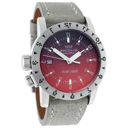 Glycine 3938.16.LB0B Men's Double Twelve Automatic 40mm Watc