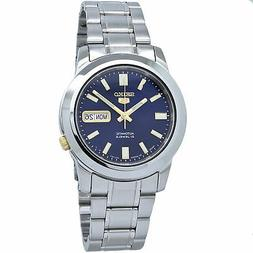 Seiko 5 Automatic SNKK11J1 Blue Dial Stainless Steel Men's W