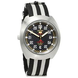 Seiko 5 Sports Limited Edition Retro SRPA93 Black and White