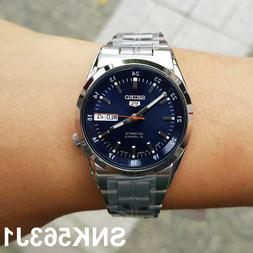 SEIKO5 SNK563J1 Automatic 36mm Stainless Steel Mens Watch MA
