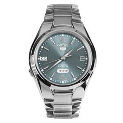 Seiko 5 SNK621 Automatic Day-Date Gray Dial Stainless Steel