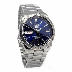 SEIKO 5 SNKD99K1, AUTOMATIC, DATE DAY, DARK BLUE FACE DIAL,
