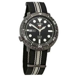 Seiko 5 Sport Automatic Black Dial Men's Watch SRPC67