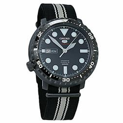 Seiko 5 Sports Automatic Black Dial Men's Watch SRPC67J1