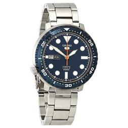 Seiko 5 Sports Automatic Blue Dial Men's Watch SRPC63