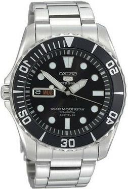 Seiko 5 Sports Automatic Watch Made ?? In Japan Snzf17J1 Men