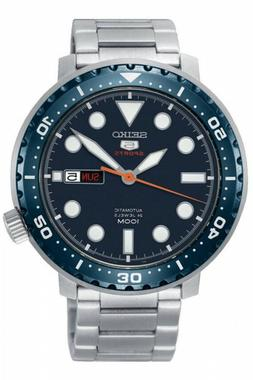 Seiko 5 Sports SRPC63 Bottle Cap Automatic Stainless Steel 1