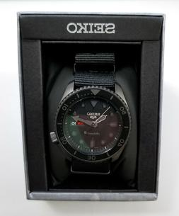 Seiko 5 Sports SRPD79 Men's Automatic Military Strap Watch N