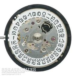 Seiko 7S26C Automatic Watch Movement & Stem f/ 7S26A 7S26B S