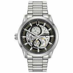 Bulova 96A208 Sutton Men's Automatic Movement Stainless Stee