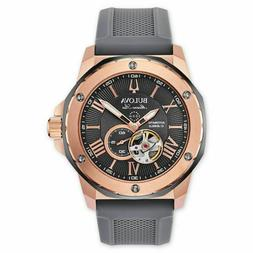 Bulova 98A228 Men's Marine Star Stainless Steel Automatic 45