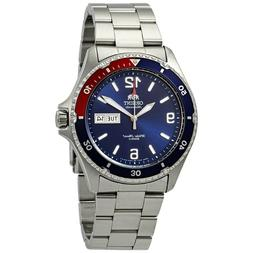 Orient Mako II Automatic FAA02009D9 Blue Dial Stainless Stee