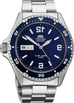 Orient Men's 'Mako II' Japanese Automatic Stainless Steel Di