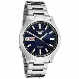 Seiko 5 SNK793 Automatic 21 Jewels Dark Blue Stainless Steel