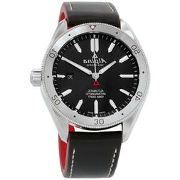 Alpina Alpiner 4 Automatic Movement Black Dial Men's Watch A