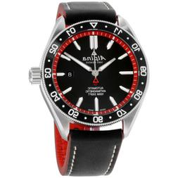 Alpina Alpiner Automatic Movement Black Dial Men's Watch AL-