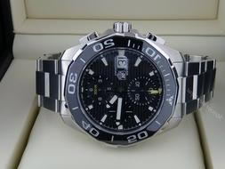 TAG Heuer Aquaracer Automatic Chronograph Men's Watch CAY211