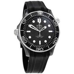 Omega Automatic Chronometer Black Dial Watch 210.92.44.20.01