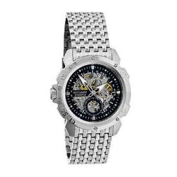 Heritor Men's   Automatic HR2502 Carter Watch Silver Stainle