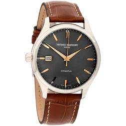 Frederique Constant Automatic Movement Black Dial Men's Watc
