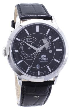 Orient Automatic Multi-Eyes Sun And Moon Sapphire ET0P003B M