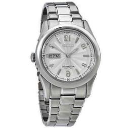 Citizen Automatic Silver Dial Stainless Steel Men's Watch NH