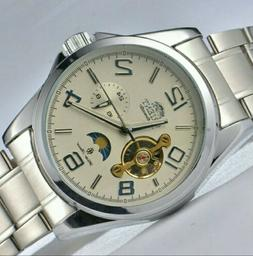 Orient automatic watch made in steel for men