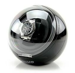 Versa Automatic Watch Winder Compact Travel Sliding Cover Ro
