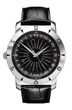*BRAND NEW* Tissot Men's Navigator Automatic Black Dial Watc