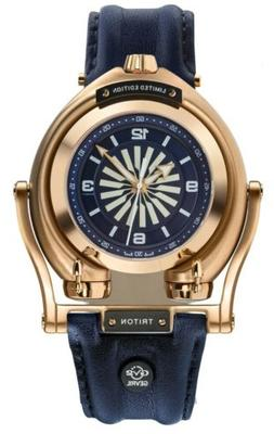 GV2 by Gevril 3406 Triton Men's Automatic Limited Edition Ca