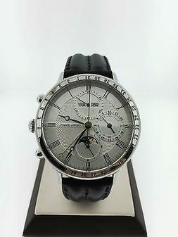 Georg Jensen Chronograph Automatic Limited Edition Moon Face