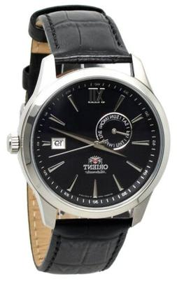 Orient Classic Automatic FAL00005B0 Black Dial Black Leather