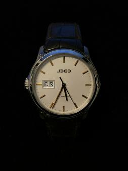 EBEL Classic Hexagon Automatic Watch w/ Date Feature - $7K A