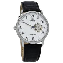 Orient Classic Open Heart Automatic AG0009S Black Leather Ba