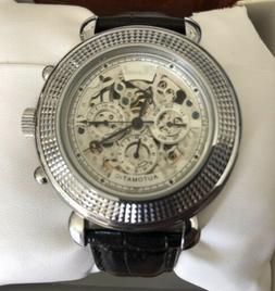Marcel Drucker Collection Skeleton Automatic Men's Dress W