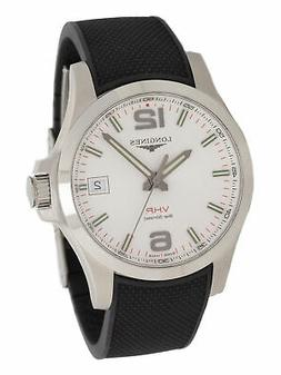 Longines Conquest VHP Stainless Steel 41mm Automatic L3.716.