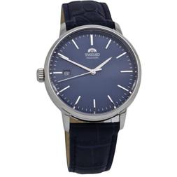 Orient Contemporary Automatic Blue Dial Men's Watch RA-AC0E0