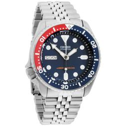 Seiko Core Automatic Movement Blue Dial Men's Watch SKX175 *