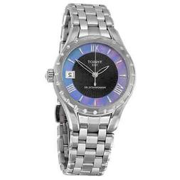 Tissot Couturier Automatic Black Dial Ladies Watch T07220711