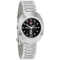 Rado Diastar Automatic Black Dial Men's Watch R12408613