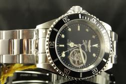 Invicta Men's Pro Diver 20433 Silver Stainless-Steel Automat