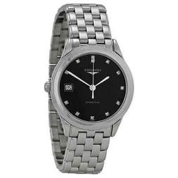 Longines Flagship Automatic Black Dial Men's Watch L4.774.4.