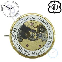 Genuine ETA 2824-2 Automatic Watch Movement Swiss Made Gold