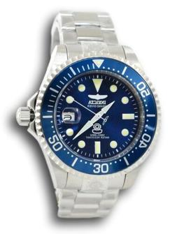Invicta Grand Diver Automatic 24765 Men's 47mm Blue Pro Dive