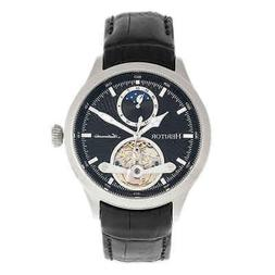 Heritor Gregory Automatic Black Dial Men's Watch HR8102