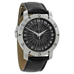 Tissot Heritage Navigator Automatic Black Dial Men's Watch T