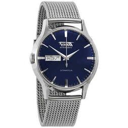 Tissot Heritage Visodate Automatic Blue Dial Men's Watch T01